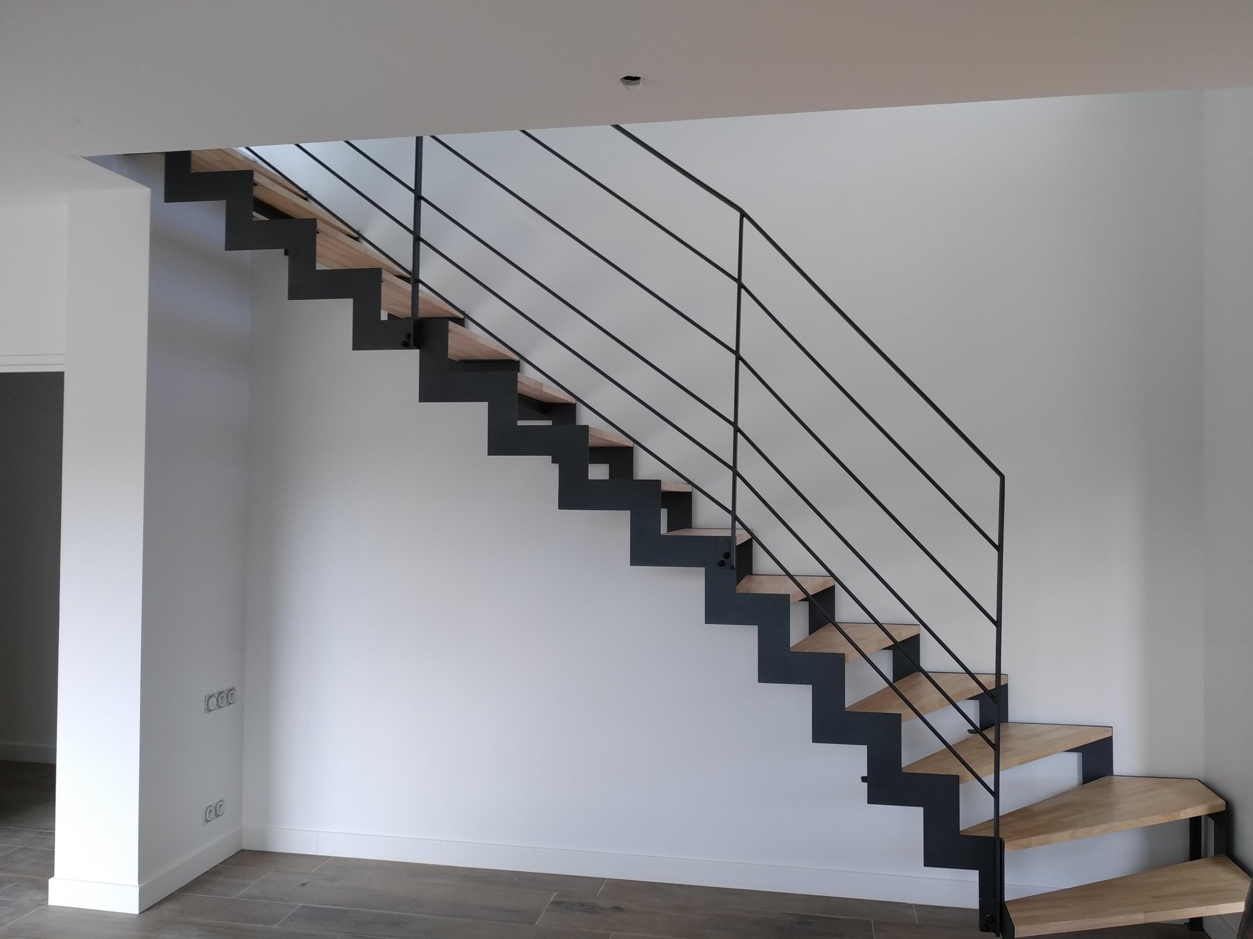 Escalier Metal Finistere Acm Escalier Design A Limon